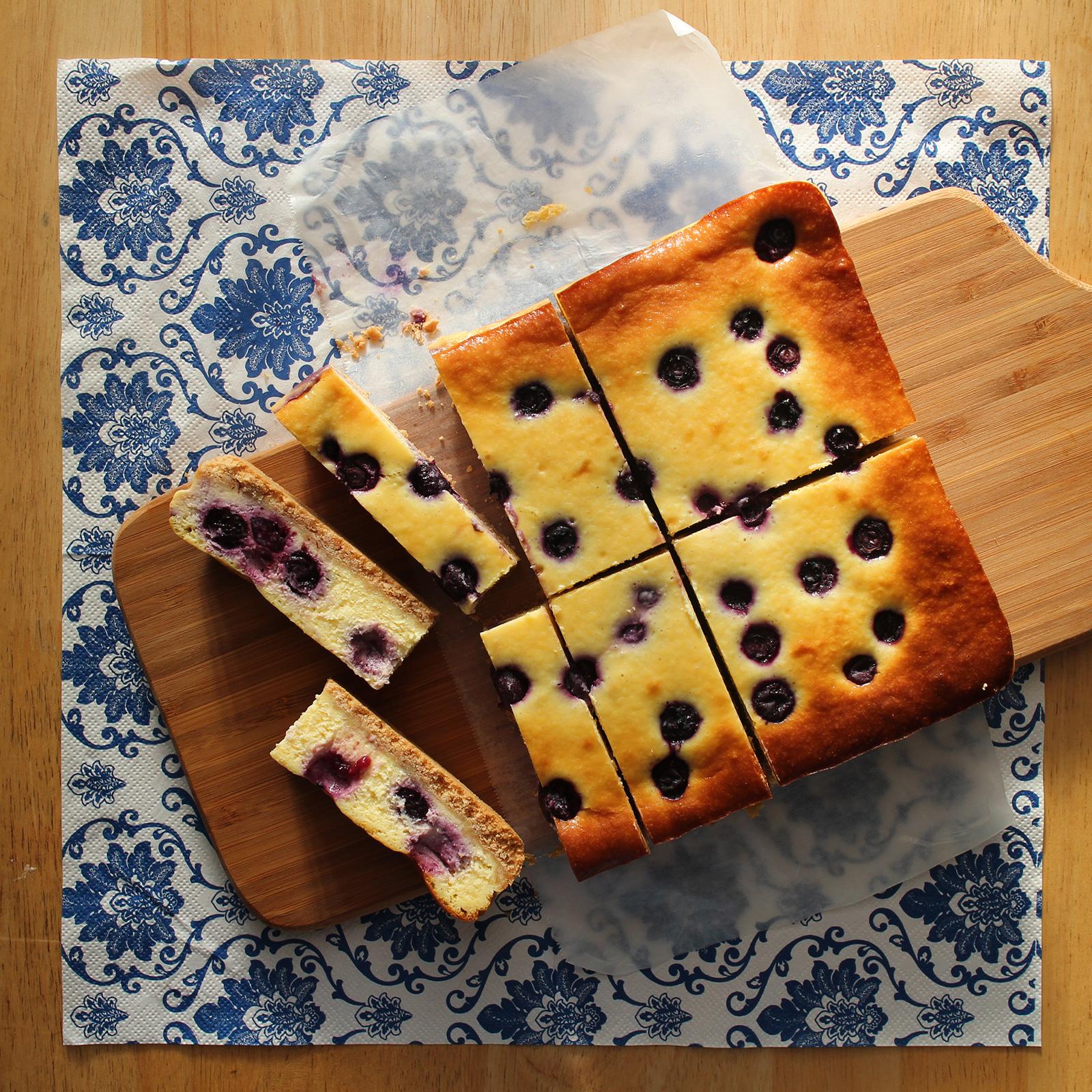 ベイクド ケーキ はるみ 栗原 チーズ